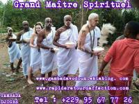 Le plus Grand et puissant Maître Spirituel Marabout GAMBADA DJOGBE